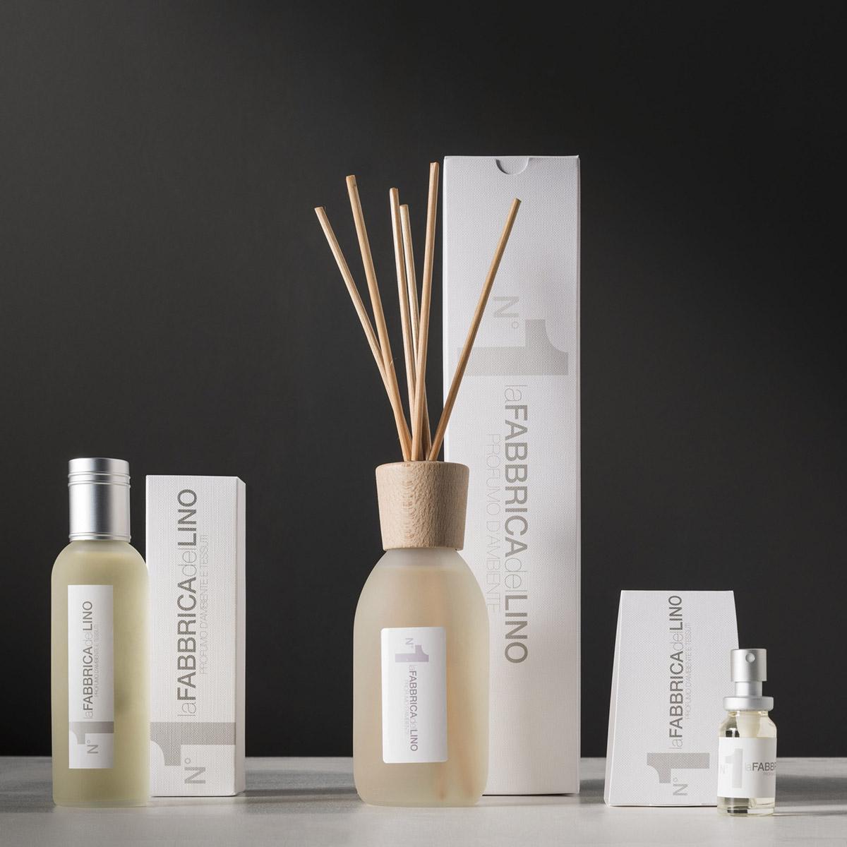 lfdl fragranza di lino profumo per ambienti